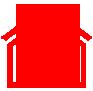 rumah tahan gempa barrataga red icon